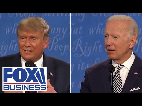 Trump: Biden 'passed the tax bill that gave us all these privileges'