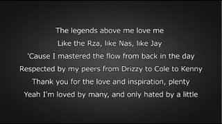 Logic - YSIV (Lyrics)
