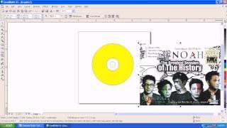 Cara Membuat Cover CD dengan CorelDraw X3