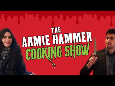 The Armie Hammer Cooking Show - Cringe Box Comedy