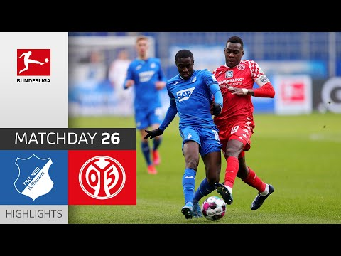 Hoffenheim Mainz Goals And Highlights