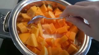 Каша из тыквы с рисом на молоке | Рецепт