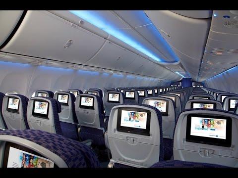 Voo Copa Airline São Paulo Panamá-Boeing 737-800-Interior - Copa Airlines é boa é segura?