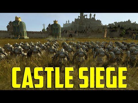 """Total War - Warhammer """"Castle Siege"""""""