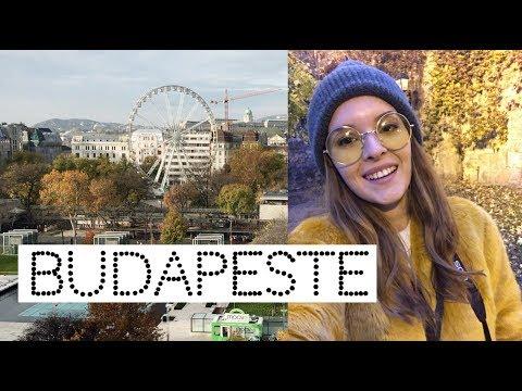 VLOG   Budapeşte 🇭🇺