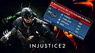 El Cinturon Legendario De Batman (Injustice 2) - BSV GAMES DC
