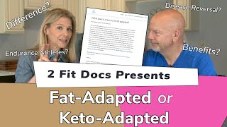 Are You Fat-Adapted or Keto-Adapted?