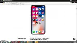 Apple iPhone X | Cricket Wireless