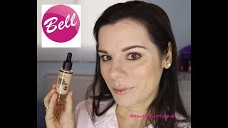 "Review Nueva Base ""Nude Liquid Powder"" de BELL // AlmaBlancaForEver"