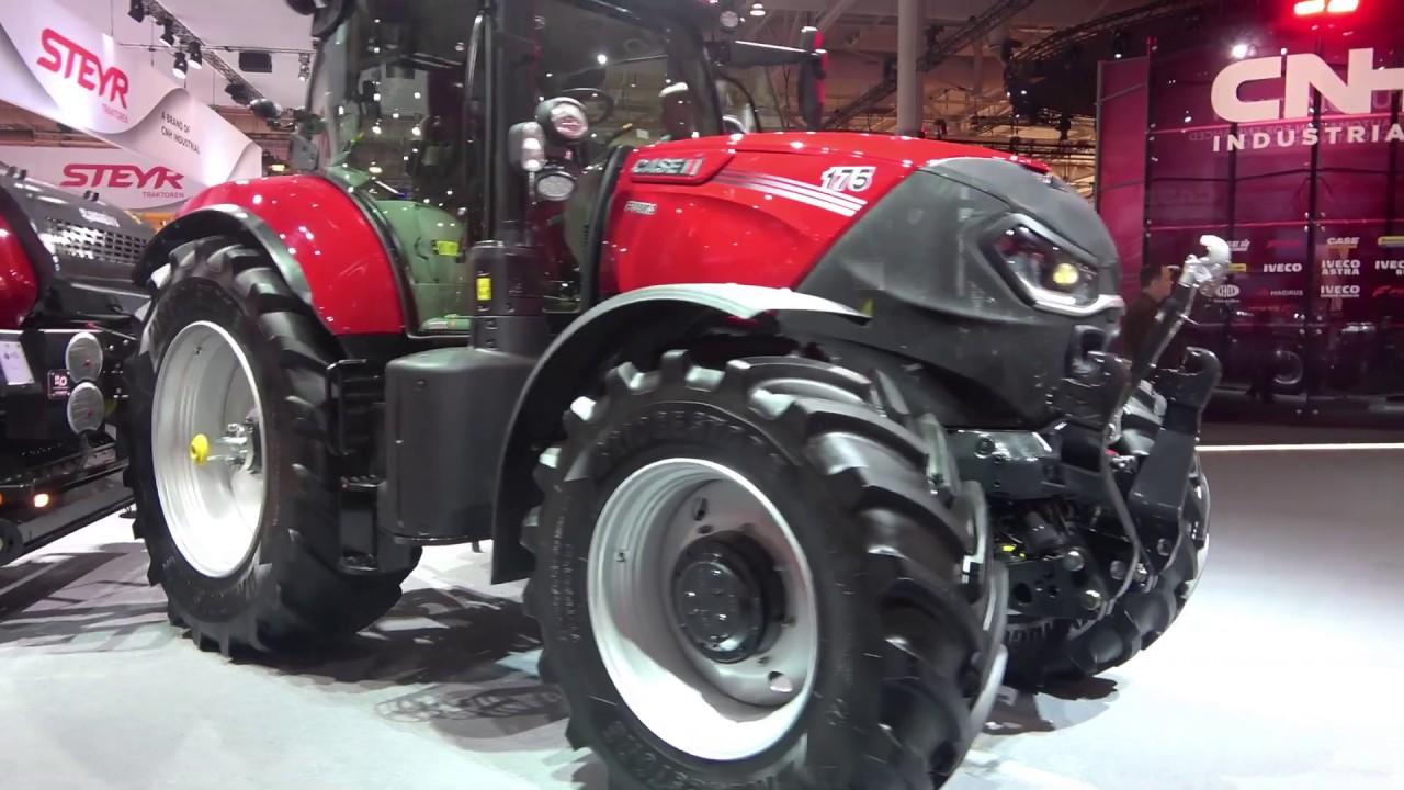 Rítmico Locomotora Bermad  The 2020 CASE Puma 175 tractor - YouTube
