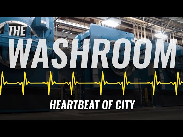 The Washroom | Heartbeat of CITY