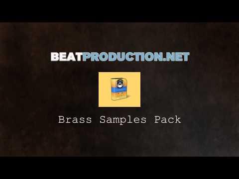 Free Sound Kit - Brass Samples Pack
