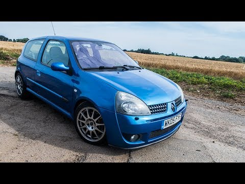 2005 Renault Clio 182 REVIEW - Perfect Budget Track car ?