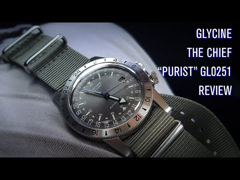 """Glycine The Chief """"Purist"""" GL0251 Review"""