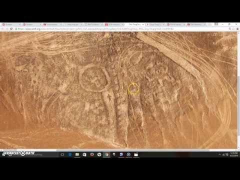 The Chug Chug Geoglyphs