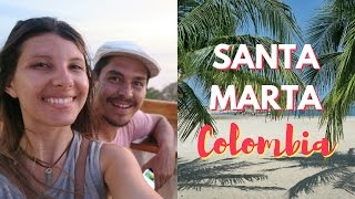 CARIBBEAN TRAVEL VLOG: What To Do In Santa Marta, Colombia