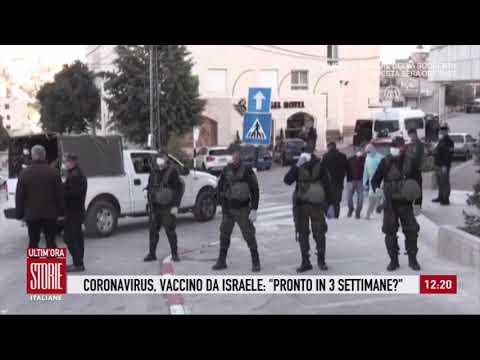 Coronavirus. Vaccino da Israele: 'pronto in 3 settimane?' - Storie italiane 13/03/2020