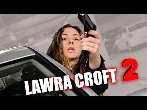 LE RETOUR DE LAWRA CROFT !!!