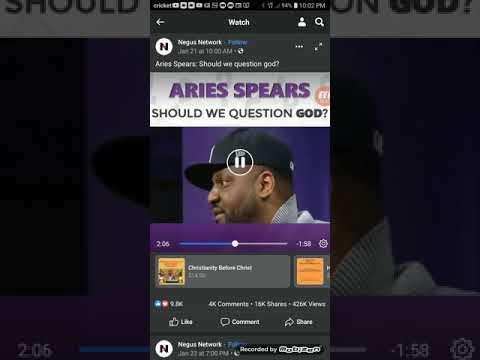 Shalach Riyam On Aries Spears Bit$h As$ ..!!!