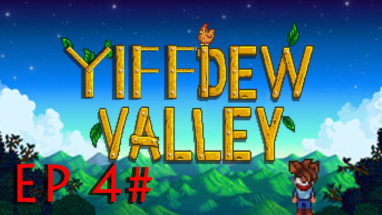 Finding A Yiff Partner Stardew Valley Furry Mod Ep 4 Youtube