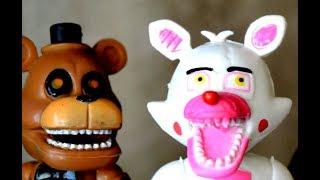 BOOTLEG FNaF 4 Nightmare Animatronic Action Figure Review