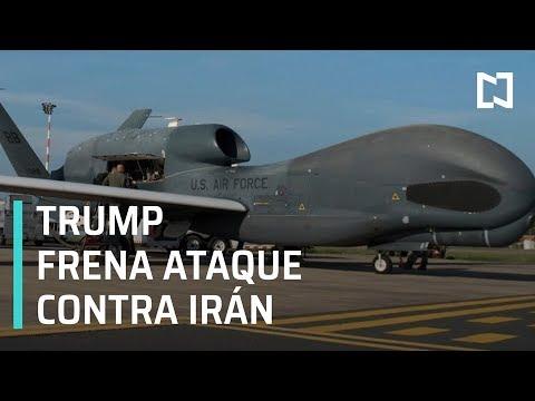 Trump se arrepiente y frena ataque a Irán - Despierta con Loret