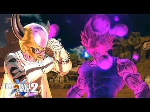 The Super Death Ultimate Of Death!!! MAJIN VEGETA RAID! | Dragon Ball Xenoverse 2