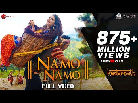 Namo Namo - Full Video   Kedarnath   Sushant Rajput   Sara Ali Khan   Amit Trivedi   Amitabh B
