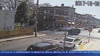 Cops Hurt In Brooklyn Crash