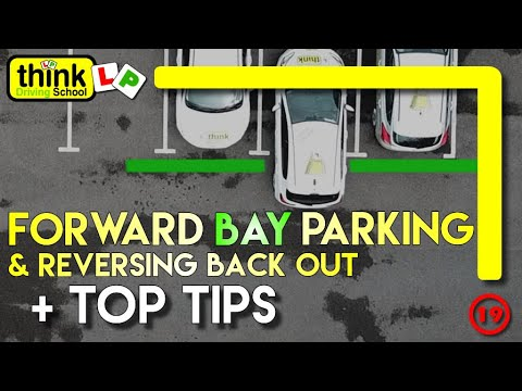 Forward Bay Parking Manoeuvre The New Driving Test For Tests In