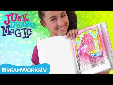 magic-coloring-book-|-junk-drawer-magic
