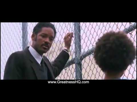 Will Smith – Pursuit of Happiness Inspirational speech to son