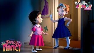 Grandi Comme Moi, La Musique De La Vidéo | Fancy Nancy | Disney Junior