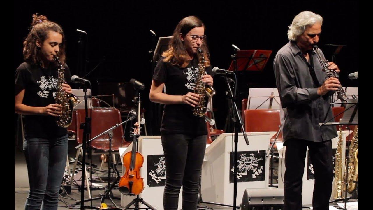 2017 Black and tan fantasy Sant Andreu Jazz Band ( Joan Chamorro dirección)  & Perico Sambeat
