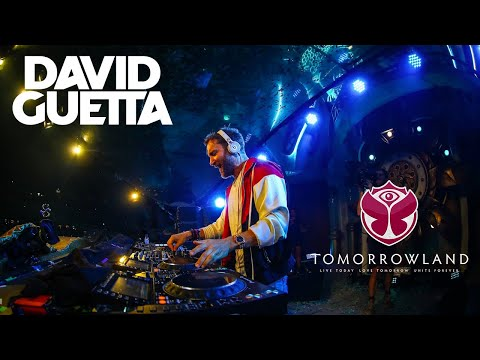 David Guetta live Tomorrowland 2018 Mp3