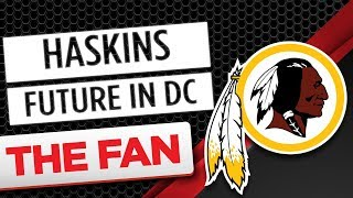 How Committed Are the Redskins to Dwayne Haskins?