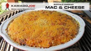 Kamado Joe Buffalo Mac & Cheese