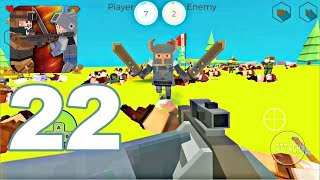 Tactical Battle Simulator - Gameplay Walkthrough Part 22 - 96 Level (Android Games)