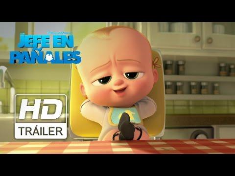 Un Jefe en Pañales   Trailer Oficial Doblado 2   Solo en cines