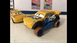 Disney Cars XRS Mud Racing Cruz Ramirez review