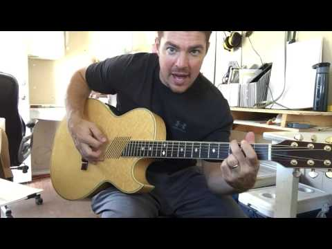 Parachute | Chris Stapleton | Beginner Guitar Lesson
