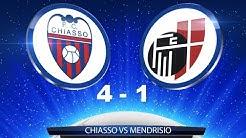Chiasso VS Mendrisio (CCJL B 17/18)