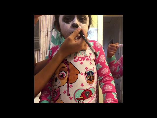 Disney Pixar Coco makeup tutorial