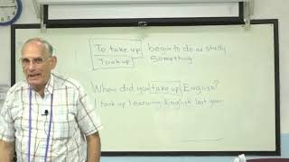 Learn English เรียนภาษาอังกฤษ : suraphet 5593: Teacher John, USA. John  13 November 2018