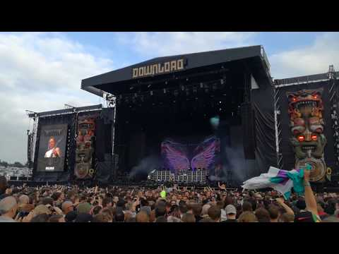 Bullet For My Valentine - Tears Don't Fall [Live at Download Festival 2018]