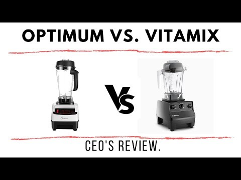 Top Blenders of 2020 | Vitamix Vs Optimum | Froothie CEO's Honest Review