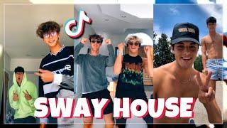 The Sway House TikTok Dance Compilation