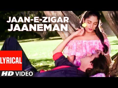 JaanEZigar Jaaneman Lyrical   Aashiqui  Rahul Roy, Anu Agarwal