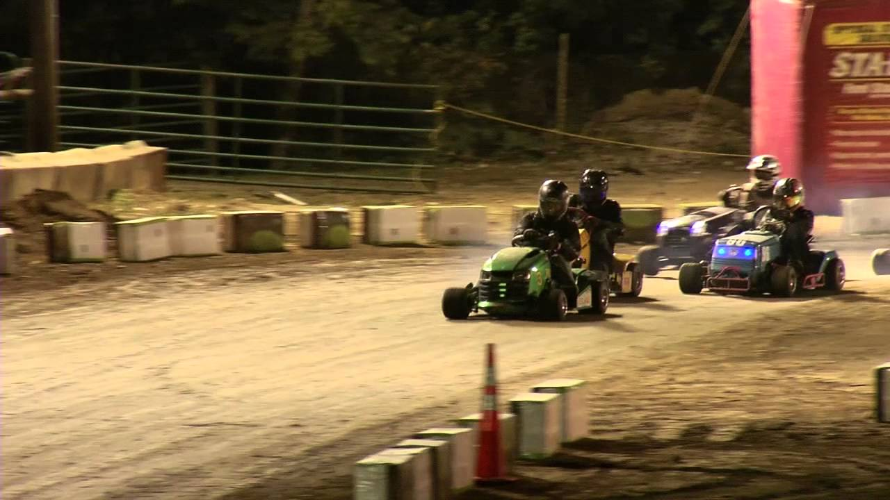 Lawn Mower Racing >> 2014 Fxs Class Championship The Sta Bil Keeps Gas Fresh Lawn Mower Racing Finals