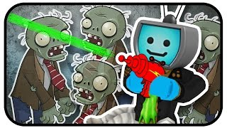 Roblox Zombie Rush - Primary Pack 3 Gameplay - Healing Coil To The Rescue
